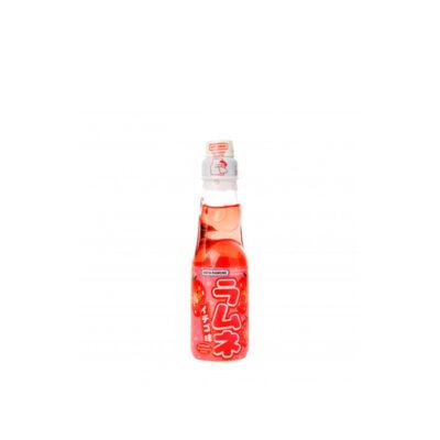Japask sodavand med jordbær smag.